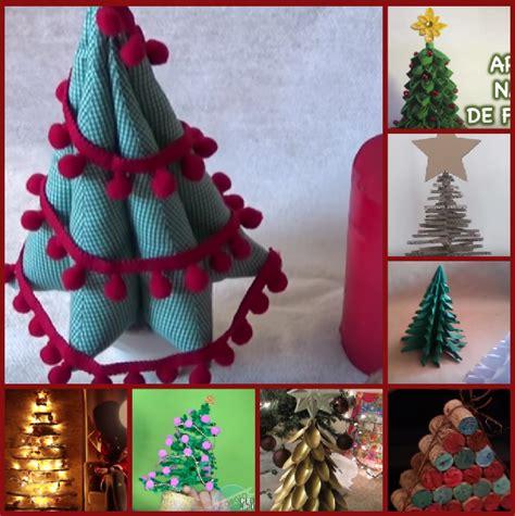 manualidades arbol de navidad originales sujetapuertas facilisimo