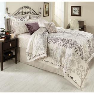 jaclyn smith bedding jaclyn smith bliss comforter set