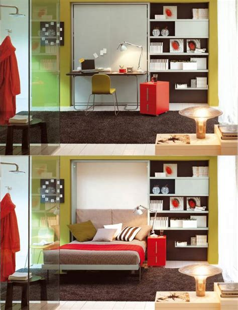 Multi Purpose Furniture by 10 Secretos Para Decorar Espacios Peque 241 Os