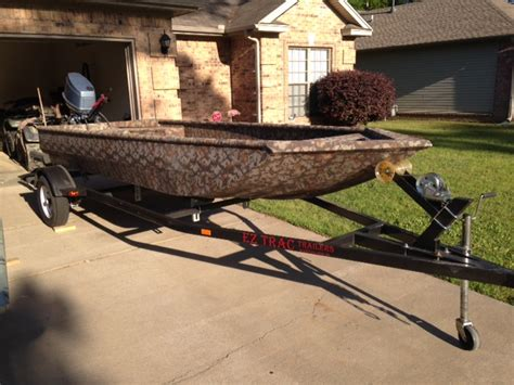 duck hunting boats craigslist 2012 1650 edge duck boat for sale in outside louisiana