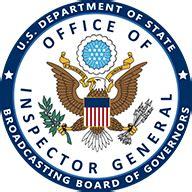 Office Of Inspector General Oig State Gov
