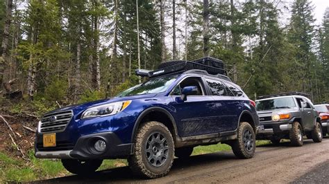 subaru lifted lifted 2016 outback 3 6r for sale