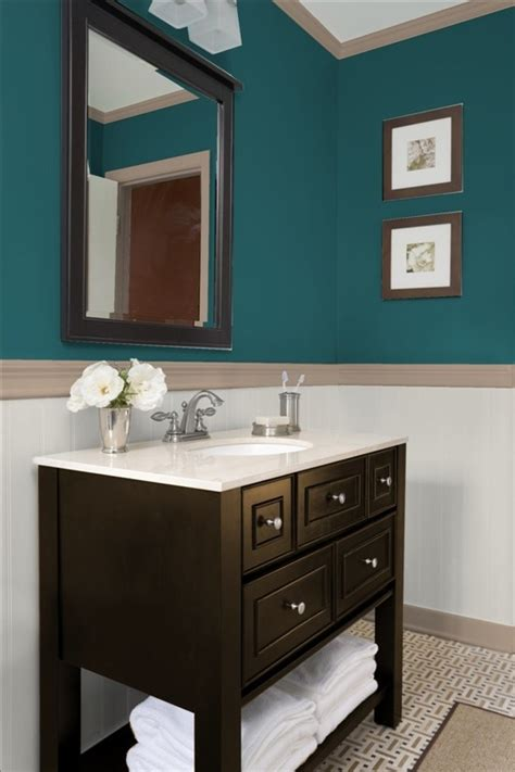 Bathroom Color Fo Makeup 17 Best Ideas About Teal Bathrooms On Teal