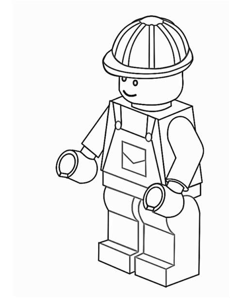 Coloriage Lego 224 Imprimer Gratuitement