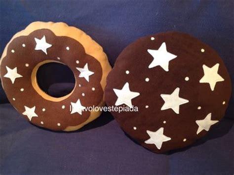 cuscini a forma di biscotto cuscino forma biscotto pan di stelle per la casa e per
