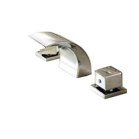 led bathtub faucet kokols 2 handle deck mount led waterfall roman tub faucet