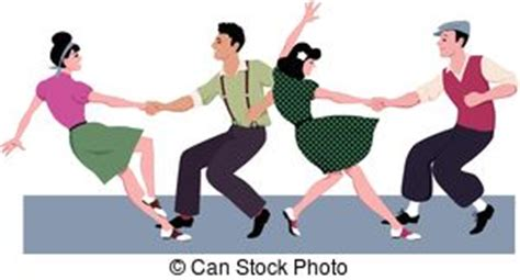 ballo di gruppo swing jive illustrations and clip 572 jive royalty free