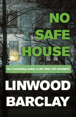 libro no safe house book review no safe house by linwood barclay bookboodle