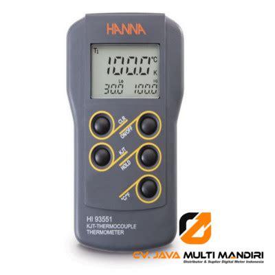 Termometer Digital Biasa termometer instrument hi93551 alat ukur indonesia