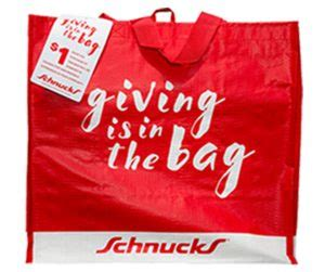 Bags For A Cause In My Bag by Schnucks Bags4mycause