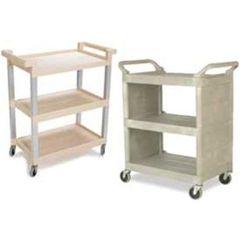 trucks carts carts plastic shelf rubbermaid 174 3 shelf