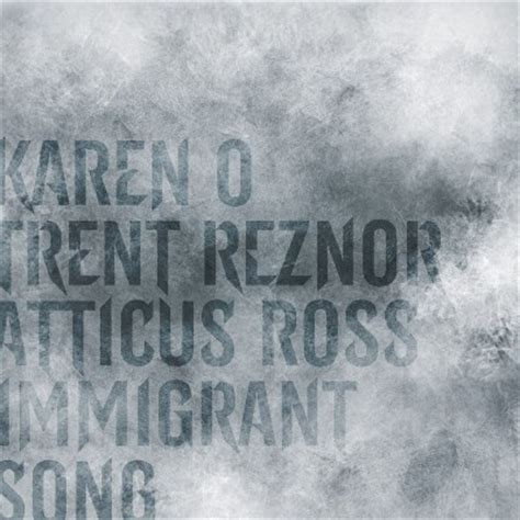 ross tattoo mp3 karen o immigrant song lyrics genius lyrics