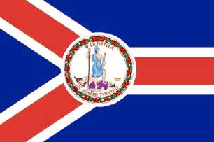 virginia state colors the guild review a new virginia state flag