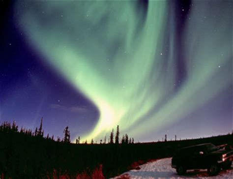 Northern Lights 2009 by An Open Window On A Winter S Features World Hum