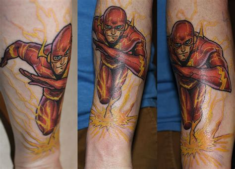 30 flash tattoos to celebrate the flash season finale
