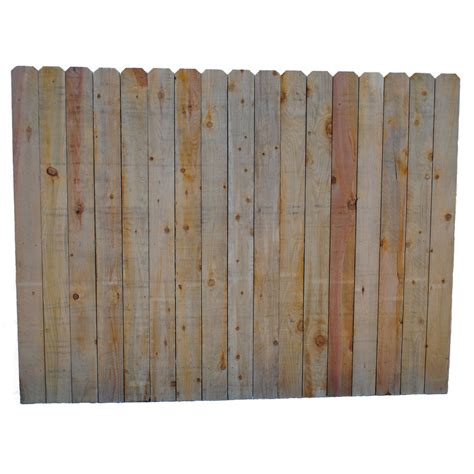 8 Ft Trellis Panels Shop Cedar Fence Panel Common 8 Ft X 6 Ft Actual 8 Ft