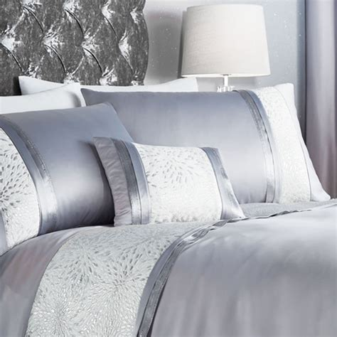 Catherine Set catherine lansfield luxor jacquard duvet cover bedspread