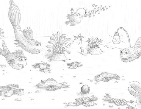 coloring pages for pout pout fish free coloring pages of pout pout fish