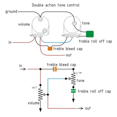measure resistor onboard treble bass tone guitars bass guitars and guitar building