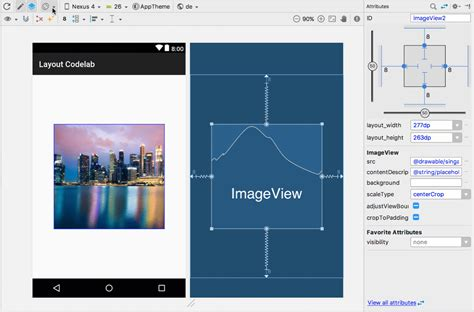 qt designer layout size constraint use constraintlayout to design your android views