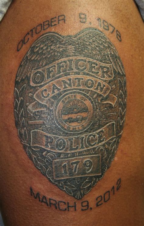 police badge tattoo badge picture at checkoutmyink