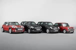 Mini Cooper Generations Mini Cooper Generation Lineup Photo 12