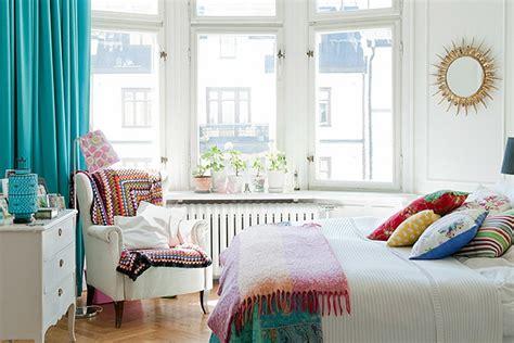 blaue gardinen skandinavisch wohnen in 100 bilder