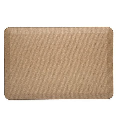 bed bath and beyond kitchen mat imprint 174 cumuluspro 20 inch x 30 inch anti fatigue