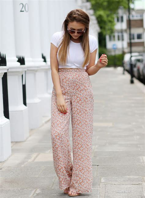 To Trendy White casual palazzo fashion styling for trendy
