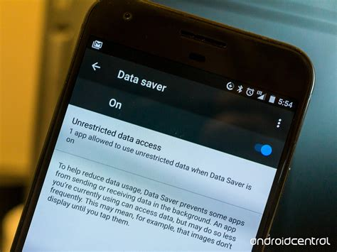save data android these are all the ways you can save data and monitor your data usage android central
