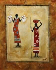 9935 Batik My unknown artist by martin bulinya 1 paintings