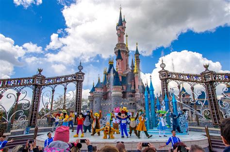 entradas eurodisney paris disneyland paris desde 261