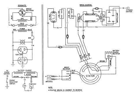 craftsman wiring diagram 400 craftsman tractor engine