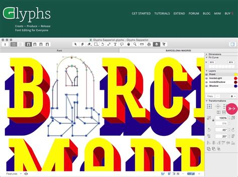 typography trends 10 brilliant graphic design trends of 2016 creative market