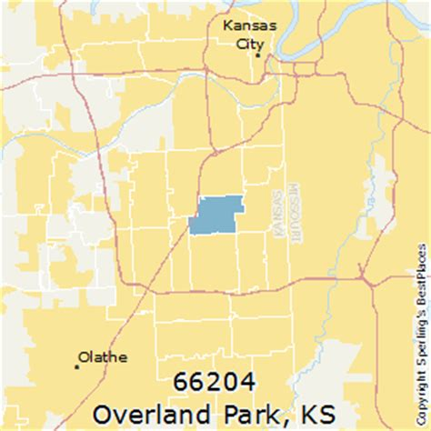 Section 8 Housing By Zip Code by Best Places To Live In Overland Park Zip 66204 Kansas
