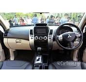 Mitsubishi Pajero Sport Mk1 Facelift 2013 Interior Image