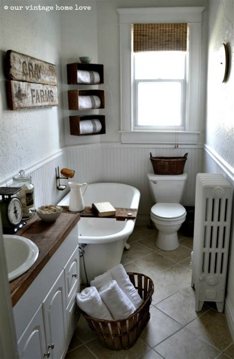 old house bathroom ideas farmhouse bathroom ideas 20 cozy and beautiful farmhouse