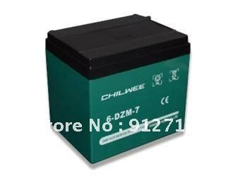 Chilwee Lead Acid Battery 12a aliexpress buy 12v7ah 6 dzm 7 battery lead acid battery for e bike from reliable battery