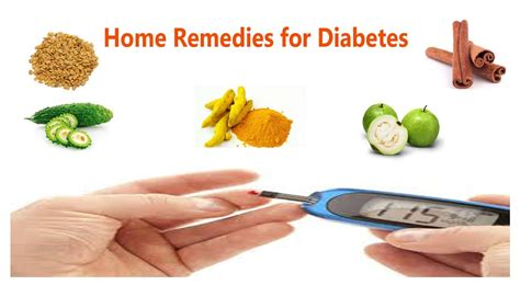 home remedies for diabetes all about your health