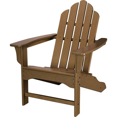 Hanover All Weather Patio Adirondack Chair With Hide Away Patio Adirondack Chair