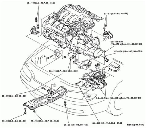 mazda protege5 hatchback wiring diagrams repair wiring