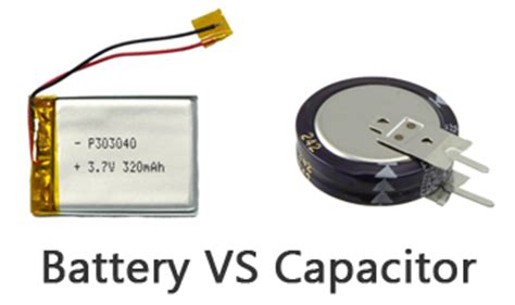 power capacitor vs battery dash battery vs capacitor which is better