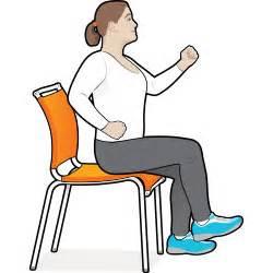 8 ejercicios que puede hacer en una silla diabetes forecast 174