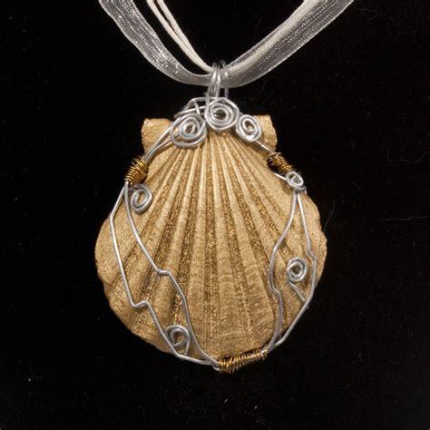 how to make jewelry from seashells seashell pendants jewelry journal