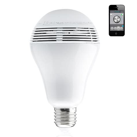 Led Light Bulb Speaker Wholesale Mipow Playbulb Bluetooth Speaker Light Bulb From China