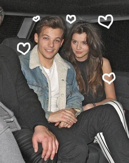 louis tomlinson dating one direction s louis tomlinson and girlfriend eleanor