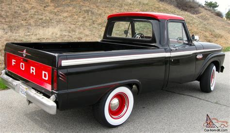 ford truck bed 1965 ford f100 truck bed