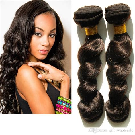 body wave vs loose wave hair extension brazilian body loose wave hair weaves best quality virgin