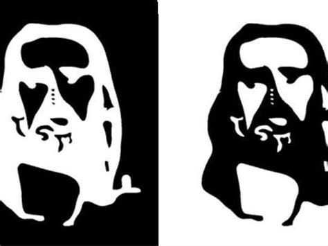 Imagenes Ilusion Optica De Jesus | ilusi 243 n optica ver la cara de jes 250 s de n 225 zaret