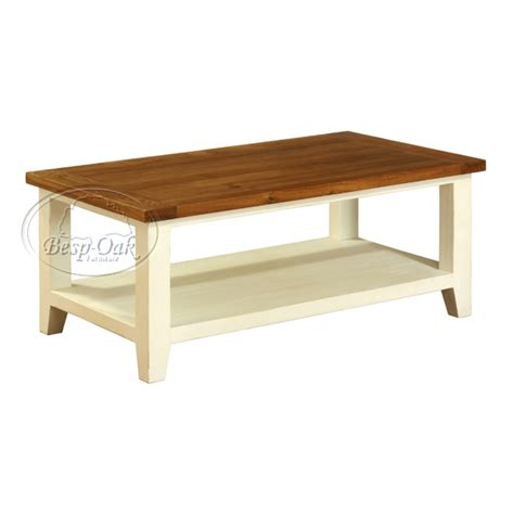 Coffee Tables Painted Painted Coffee Table With Shelf Review Compare Prices Buy
